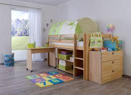Schreibtisch Dunkelbraun Massiv Dreams4home Kinderbett Hochbett Spielbett Bett