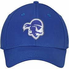 seton hat men s top of the world royal seton class flex hat