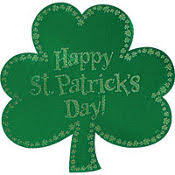 st patrick u0027s day decorations hanging table u0026 balloon