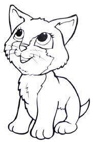 print u0026 download coloring pages cat