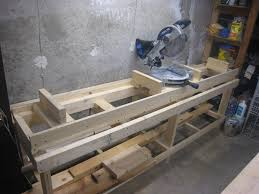 Wood Saw Table Help Us Build The Ultimate Miter Saw Stand Fine Homebuilding