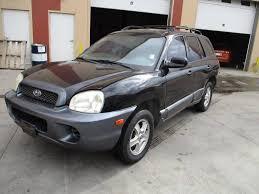 2004 hyundai suv 2004 hyundai santa fe fwd 4dr suv in denver co crescent auto sales