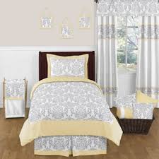Yellow And Grey Bed Set Buy Yellow Bedding Sets From Bed Bath Beyond