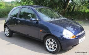 sold 52 ford ka 1 3 luxury limited edition leather low miles