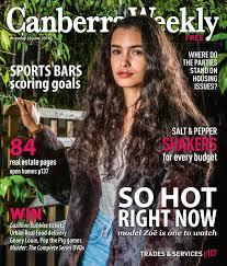 lexus amanda haircut 02 june 2016 by canberra weekly magazine issuu
