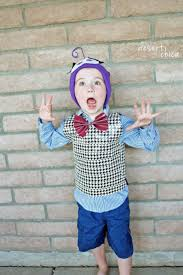 Quick Halloween Party Ideas by Diy Fear From Inside Out Costume Disney Disney Inside Out And