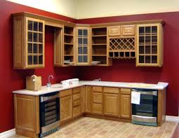 Kitchen Wall Painting Ideas Glass Front Cabinets A Red Kitchen Walls Oak Pleads Guilty To