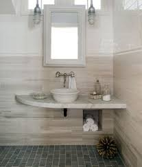 corner sinks are small bath space savers