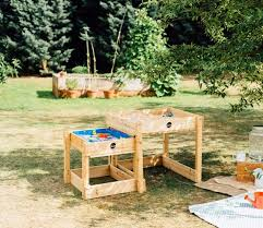 sandy bay wooden sand pit u0026 water tables gardensite co uk