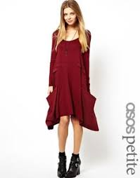 image 1 of asos midi skirt in ponte with pocket detail dress me