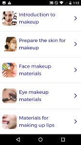 online makeup school free makeup course android apps on play