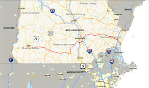 Google Maps New England Usa by New Hampshire Route 101 Wikipedia
