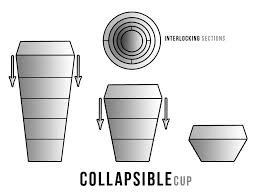 Collapsible Coffee Mug Collapsible Cup Rewards Program Madt 309 Design Concepts
