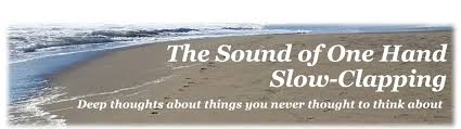 the sound of one hand slow clapping blog archive puking