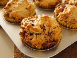 peanut butter and snickers muffins recipe nigella lawson food