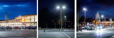 Outdoor Lightings by Led Area Lighter Led Outdoor Lighting Ge Lighting Europe