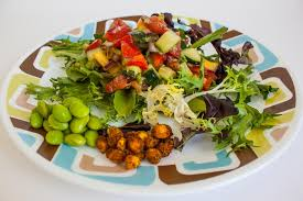 summer salad for a lite refreshing lunch think eat be healthy