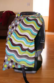 Car Seat Drape A Little Time A Little Miracle Car Seat Canopy Tutorial For