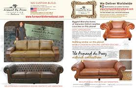 Leather Sofa Manufacturers Furnworld International