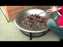 Ethanol Fire Pit by Gel Fuel Fire Pit Wmv Youtube