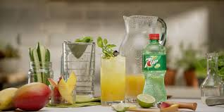 mango mojito recipe mango mint cooler recipe 7up
