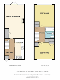 2 bedroom terraced house for sale in forestdale