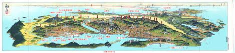 Dalian China Map Dalian Lüshun During Japanese Occupation China Papertowns