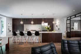 cuisine bois design une cuisine moderne avec un style équestre les armoires de