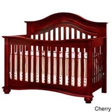 Europa Baby Palisades Convertible Crib Europa Baby Palisades Lifetime Convertible Crib Cherry Babi