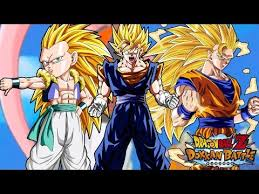 triggered awesome buu saga theme team dbz dokkan battle