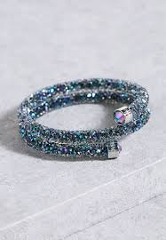 multi color swarovski crystal bracelet images Bracelets star necklace jpg