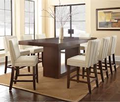 steve silver antonio 9 piece counter height dining table set with steve silver antonio 9 piece counter height dining table set with bennett chairs hayneedle