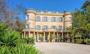 for sale a historic french castle with murals by pablo picasso