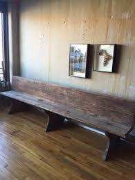 Church Pew Style Bench Church Pew Makeover Before And After Pinterest Churches