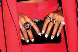 nail ideas for winter and holiday 2015 glamour