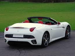 Ferrari California Green - current inventory tom hartley