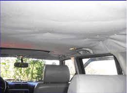 Interior Car Roof Repair Interior Car Roof Replacement 100 Images Car Interior Repair