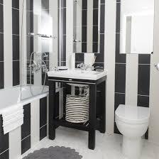 black and white bathroom tile design ideas best 25 black white bathrooms ideas on classic style