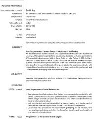 Best Software Developer Resume by Resume Best Sample Cv Form For A Resume Rick Valente Bodybuilder
