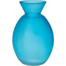 Turquoise Glass Vase Turquoise Sierra Glass Bottles Set Luna Bazaar