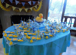 boy baby shower centerpieces boy baby shower ideas royal blue and gold favor