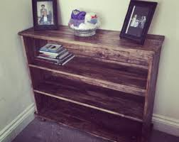reclaimed wood shelf etsy