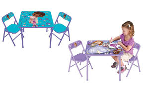 3 piece table and chair set 57 disney table and chairs set disney moana kids activity table and
