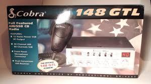 cobra 148 gtl for sale classifieds