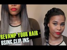 owigs clip ins rev your hair using clip ins