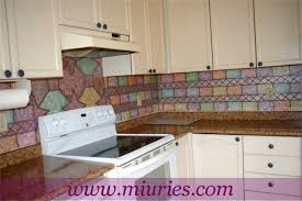 sle backsplashes for kitchens kitchen makeover with painted cabinets and backsplash