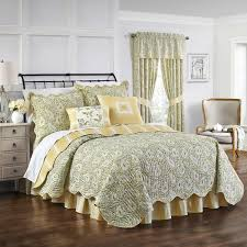 waverly paisley verveine 4 quilt set free shipping today