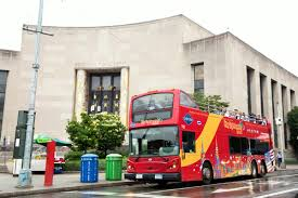 Double Decker Bus Floor Plan New York Like Never Before With Gray Line Citysightseeing