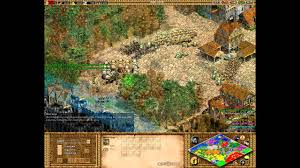 Lord Of The Rings Map Age Of Empires 2 Lord Of The Rings Youtube