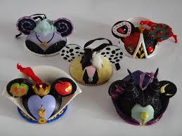 limited edition disney villain ear hat ornaments evil qu flickr